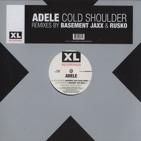 Adele - Cold shoulder Basement Jaxx & Rusko remixes