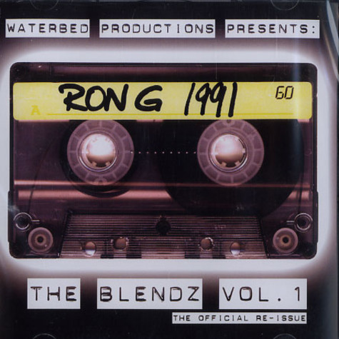 Ron G - The blendz volume 1