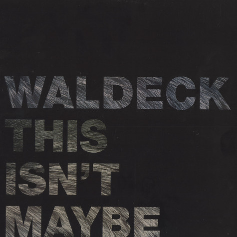 Waldeck - This isn't maybe (remix)