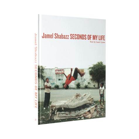 Jamel Shabazz - Seconds of my life - photography by James Shabazz