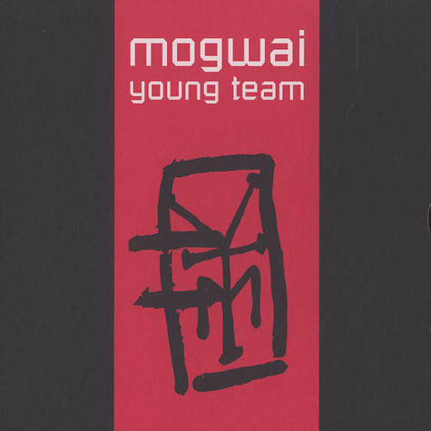 Mogwai - Young team - deluxe edition