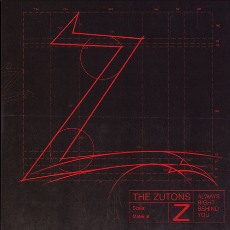 Zutons, The - Always right behind you