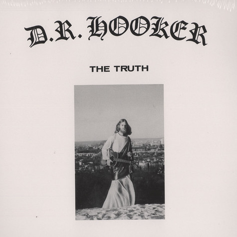 D.R.Hooker - The truth
