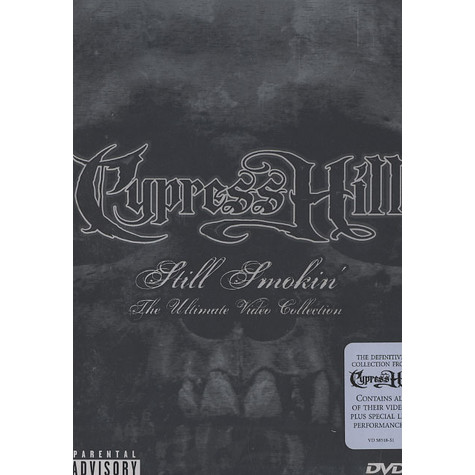 Cypress Hill - Still smokin - the ultimate video collection