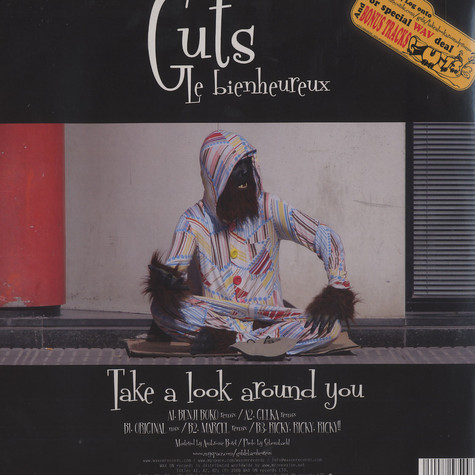 Guts - Take A Look Around You