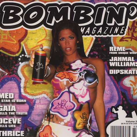 Bombin' Magazine - 2008 - Volume 3