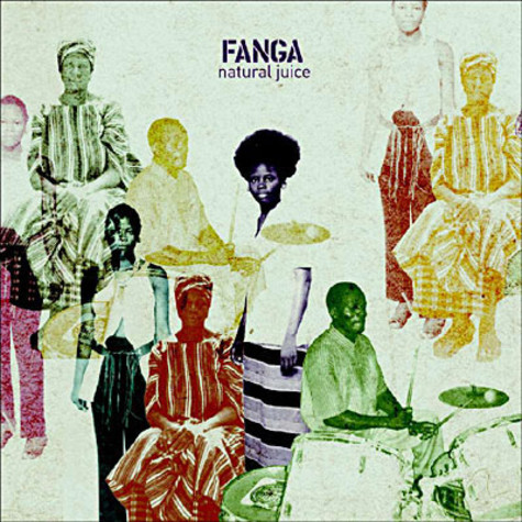 Fanga - Natural Juice