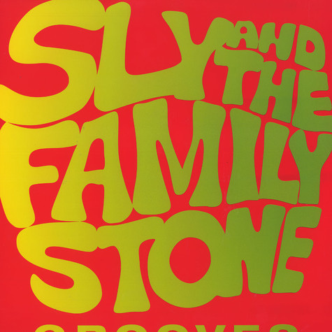 Sly & The Family Stone - Grooves