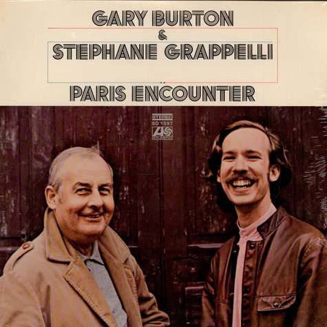 Gary Burton & Stéphane Grappelli - Paris Encounter