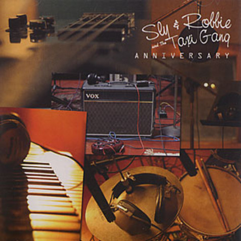 Sly & Robbie and The Taxi Gang - Anniversary