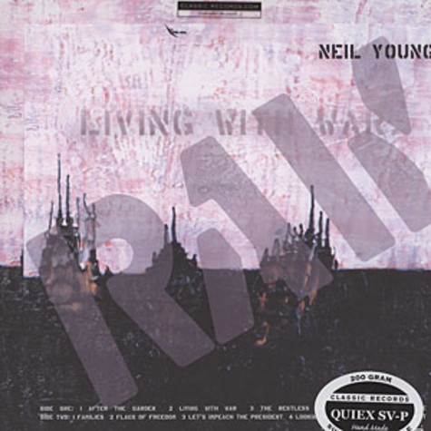 Neil Young - Living With War: In The Beginning
