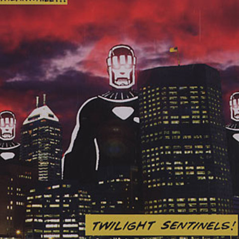 Twilight Sentinels - Meanwhile...