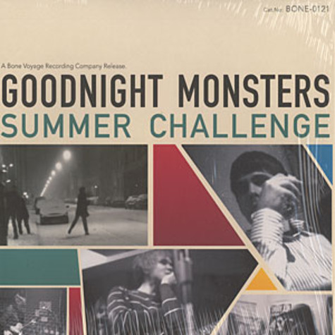 Goodnight Monsters - Summer challenge