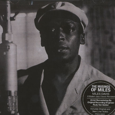 Miles Davis - The musings of Miles