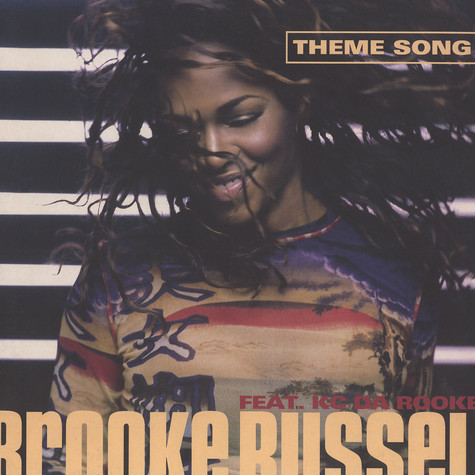 Brooke Russell - Theme song feat. KC Da Rookee