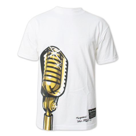 Originators, The - Respect the mic T-Shirt