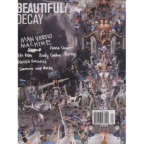Beautiful / Decay - Issue W