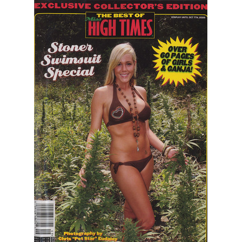 High Times Magazine - 2008 - the best of Miss High Times