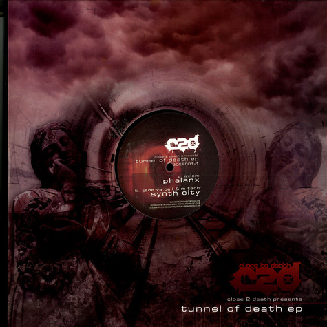 Axiom / Jade vs Cell & M Tech - Tunnel of death EP