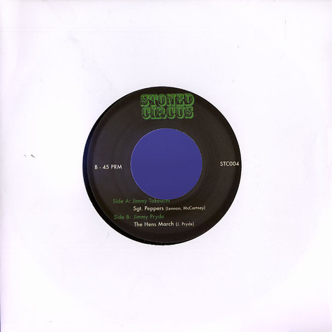 Jimmy Takeuchi / Jimmy Pryde - Sgt. Peppers / the hens march