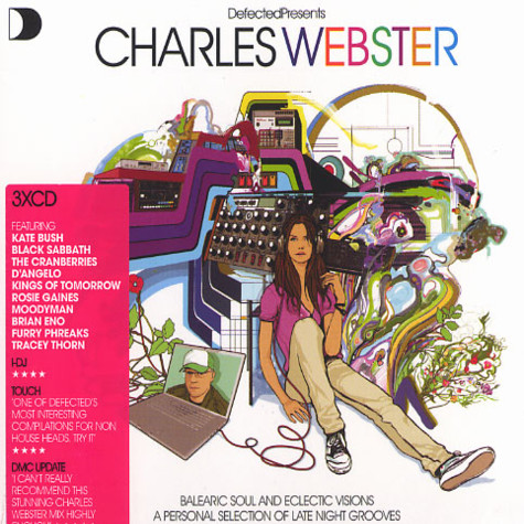 Charles Webster - Defected presents ...
