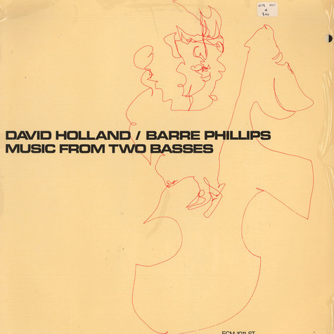 David Holland Barre Phillips - Music from two basses