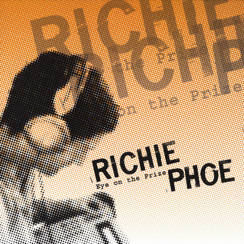Richie Phoe - Eye On The Prize Feat. Tippa Irie