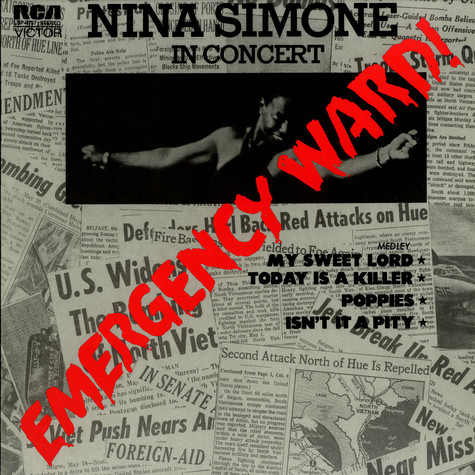 Nina Simone - Emergency ward!