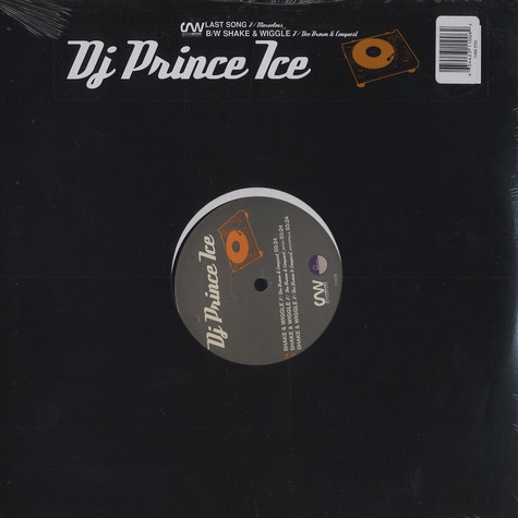 DJ Prince Ice - Last song feat. Marvelous