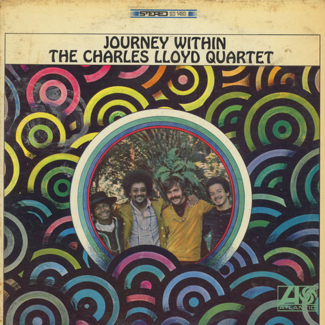 Charles Lloyd Quartet, The - Journey Within