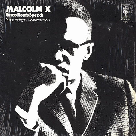 Malcolm X - Grass roots speech detroit 1963