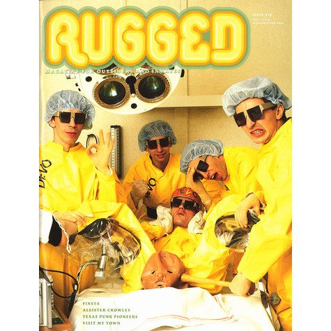 Rugged Magazine - Issue 16 - fall 2008