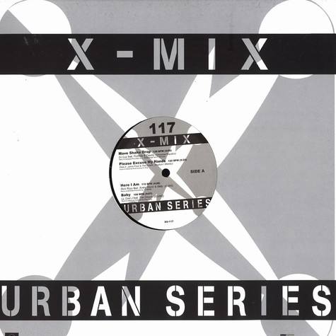 X-Mix - Urban series 117