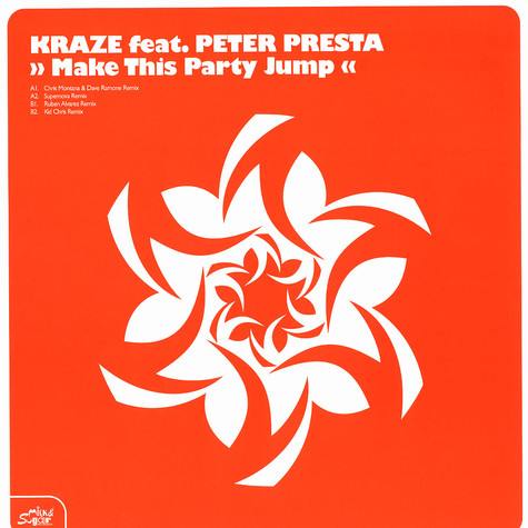 Kraze - Make this party jump feat. Peter Presta
