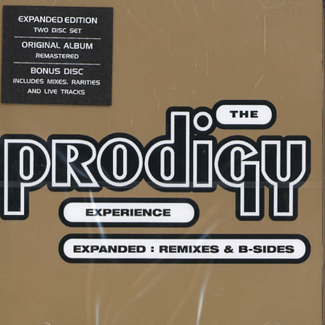 Prodigy, The - Experience expanded