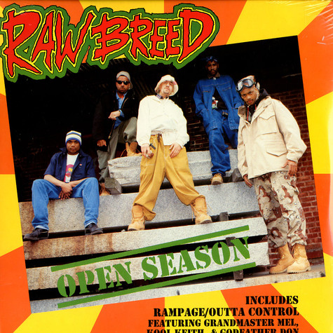 Raw Breed - Open season
