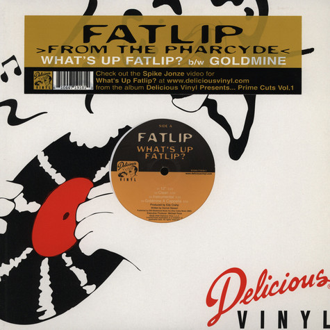 Fatlip of The Pharcyde - What's up fatlip