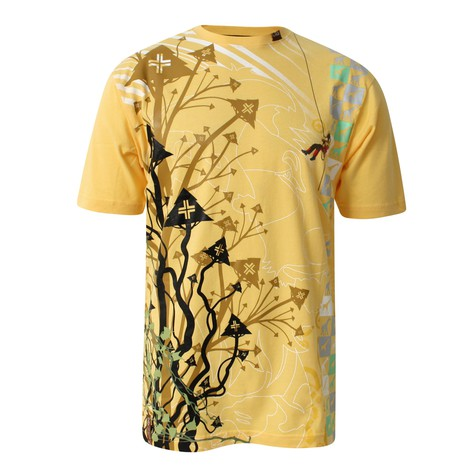 LRG - Jungle lion T-Shirt