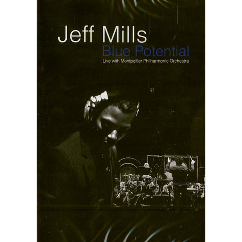 Jeff Mills - Blue potential - live with Montpellier Philharmonic Orchestra