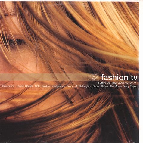 Fashion TV - Spring summer 2001 collection