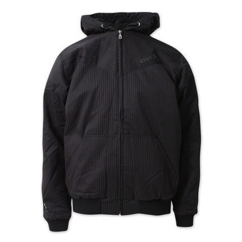 Iriedaily - No matter swing hooded jacket