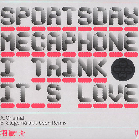 Sportsday Megaphone - I think it's love