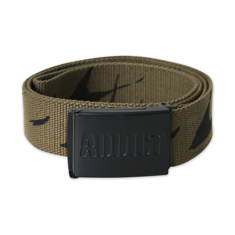 Addict - She camo web belt
