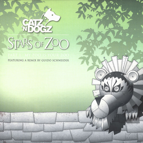 Catz N Dogz - Stars of zoo part 1: my zoo is you zoo