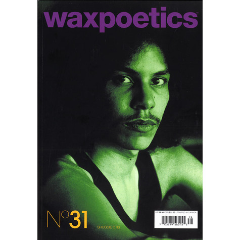 Waxpoetics - Issue 31