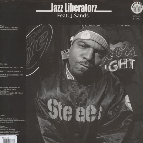 Jazz Liberatorz - When The Clock Ticks Feat. J.Sands of Lone Catalysts