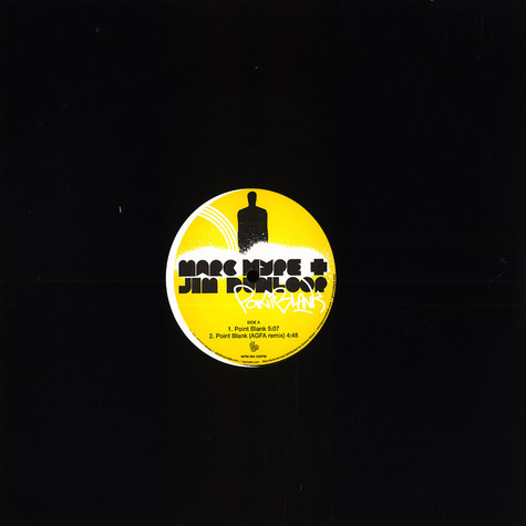 Marc Hype (DJ Hype) & Jim Dunloop - Point blank