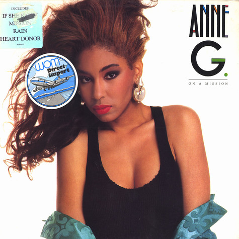 Anne G - On a mission