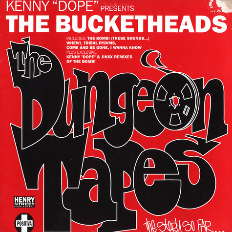 Bucketheads, The - The dungeon tapes