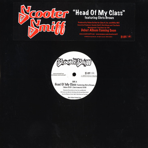 Scooter Smiff - Head of my class feat. Chris Brown